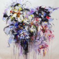 Цветы. Контраст