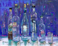 Вечерние бутылки