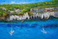 Бирюзовое море, изумрудные берега N1