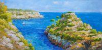 Бирюзовое море, изумрудные берега N2