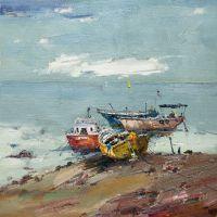 Лодки на берегу N2