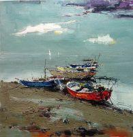 Лодки на берегу N3
