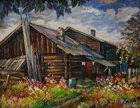крестьянский дом в данилково