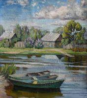 Рыбацкий посёлок