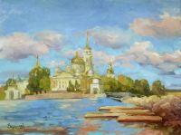 Нилово Столобенский Монастырь