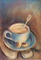 Кофейный вечер