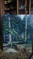 Девственный лес