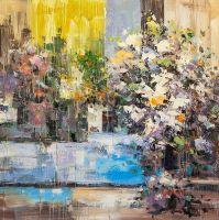 Цветочная абстракция N2