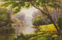 Летним днем у реки