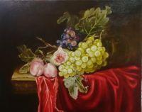 Копия Виллем ван Альст Натюрморт с фруктами