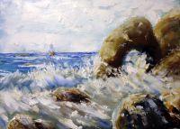 Пейзаж.Море