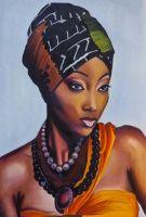 В поисках красоты. Мой взгляд. Африканские мотивы N10