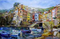 Итальянские каникулы. Версия JR