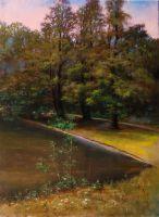 В парке Царицыно
