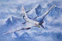 Белый лебедь. Ту-160 N2