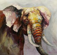 Слон. Робкое знакомство