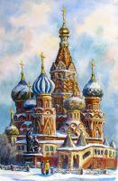 Храм Покрова(Василий Блаженный)