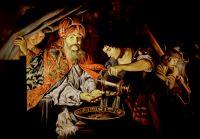 Пилат умывающий руки (копия Стома)