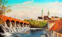 Город Кульдига