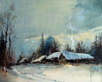 Зимнее селение