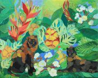 Тропические кошки