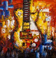 Хард Рок гитара N2