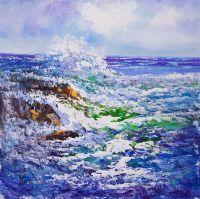В море синем, в море пенном…N2