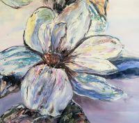 Белый цветок. Симфония нежности
