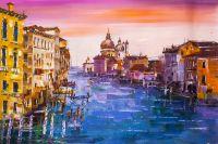 Венеция. Прогулка по Большому каналу