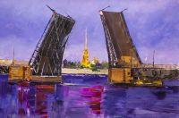 Мосты Санкт-Петербурга N3
