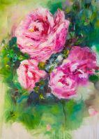Дикая роза N2