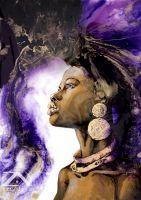 Афро флюид 2