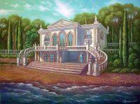 Дом у моря.