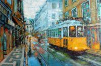 Желтый трамвай