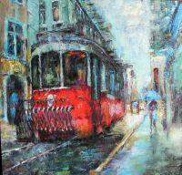 Красный трамвай