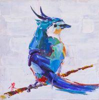 Синяя птица счастья N3