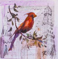 Красный кардинал. В гостях у королевы