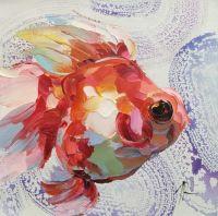 Золотая рыбка для исполнения желаний N18
