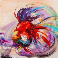 Золотая рыбка для исполнения желаний N19