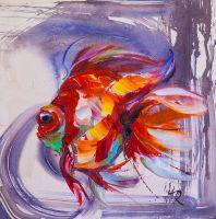 Золотая рыбка для исполнения желаний N20