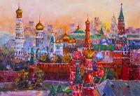 Москва златоглавая. Версия JR