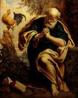 Покаяние Святого Петра (копия Сегерса)