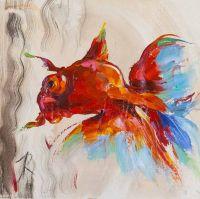 Золотая рыбка. Красный телескоп