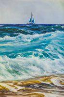Три цвета моря