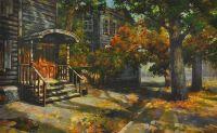 Осень в старом городе