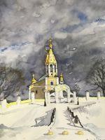 Городня, церковь