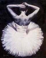 Балерина. Изящество и грация