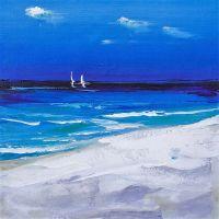 Белый берег. Синий океан N6