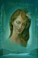 Богиня белой ночи