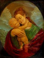 Мадонна в небесах